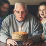 Postales de Feliz Cumpleaños para mi abuelito