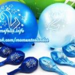 Decoración de globos para cumpleaños